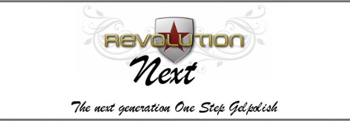 Nageldiscounter Revolution Next Gelpolish banner4 zilver rand