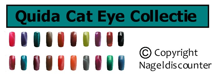 Quida Cat Eye Collectie banner